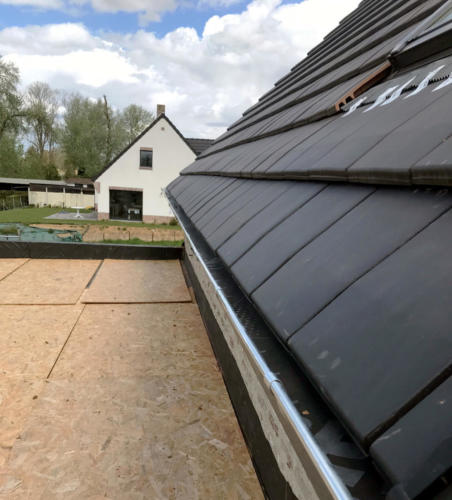 Rénovation d'une toiture dans le Nord Pas-de-Calais